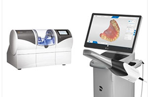 The new CEREC scanner